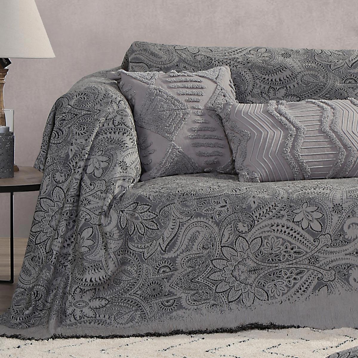 Ριχτάρι Διθέσιου (170x250) Nef-Nef Rouen Winter Grey