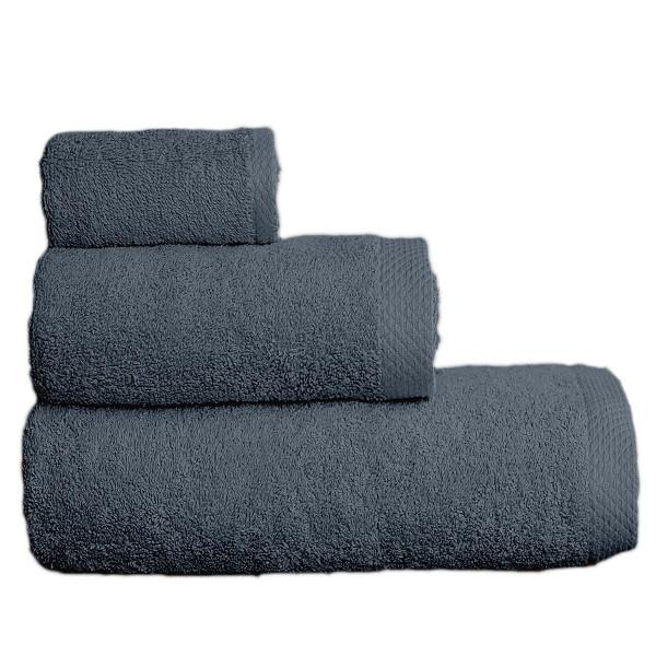 Πετσέτες Μπάνιου (Σετ 3τμχ) Maison Blanche 866099 Μπλε