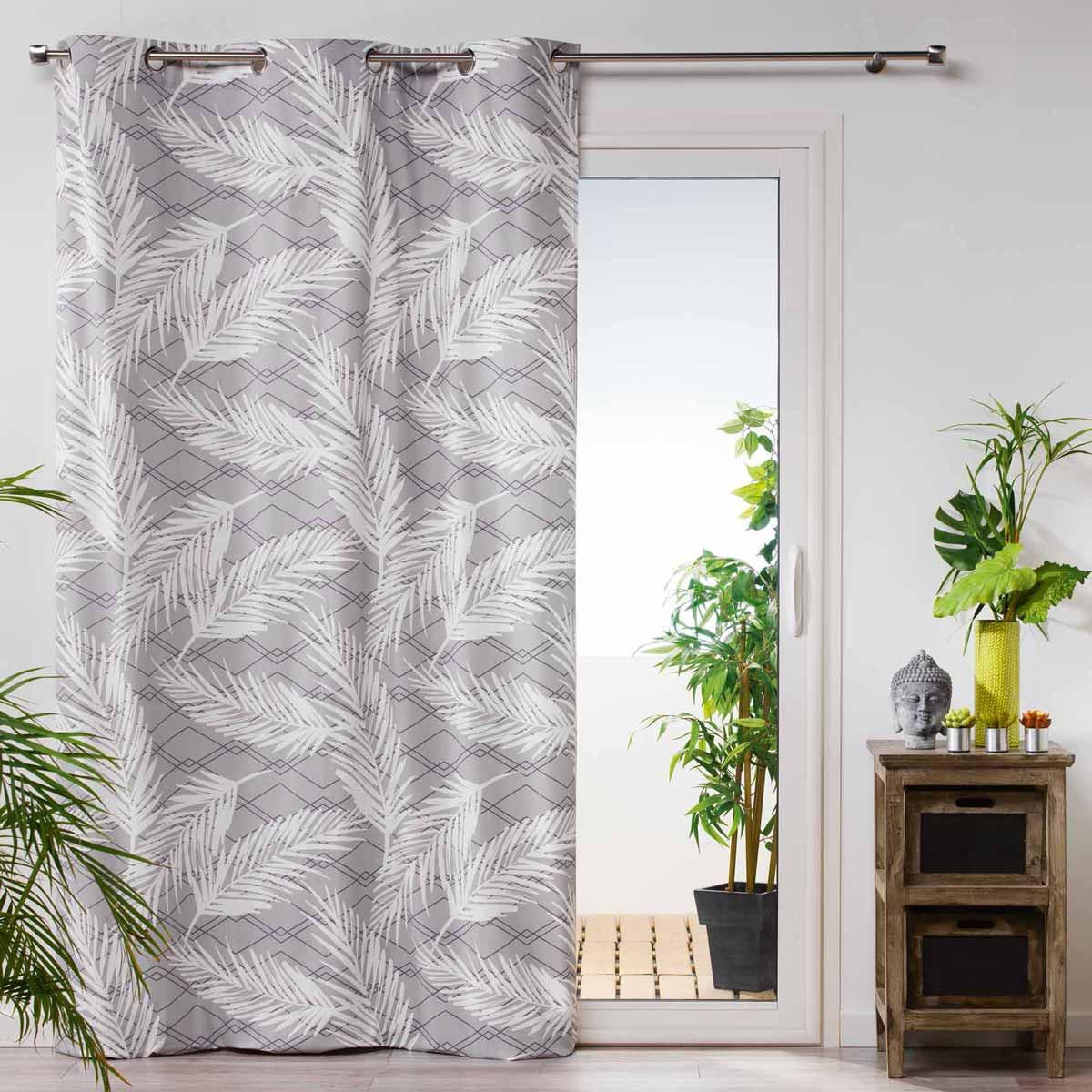 Κουρτίνα (140×250) Με Τρουκς Maori 1408018