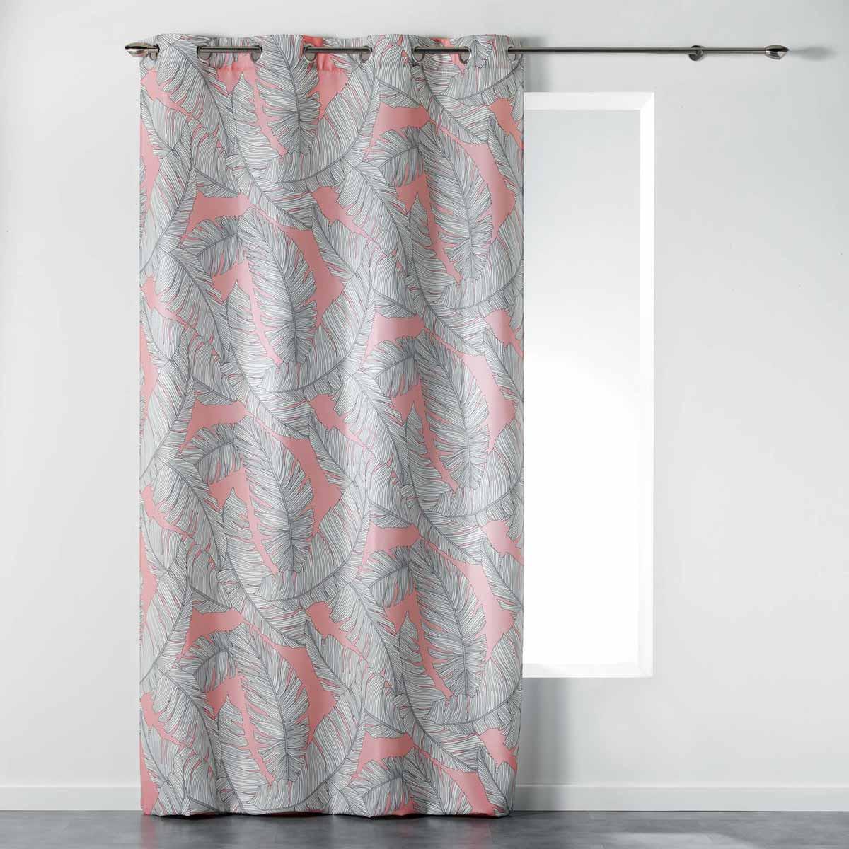 Κουρτίνα (140×260) Με Τρουκς Chic Allure Rideau Colar 1408258