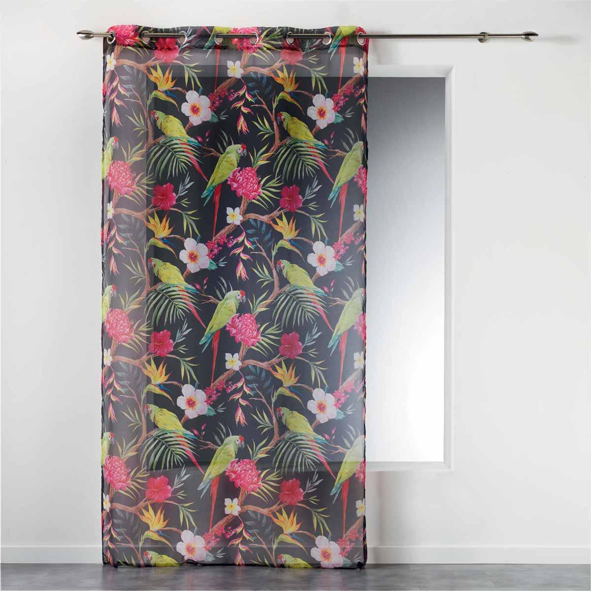 Κουρτίνα (140×240) Με Τρουκς L-C Toucana 1408276