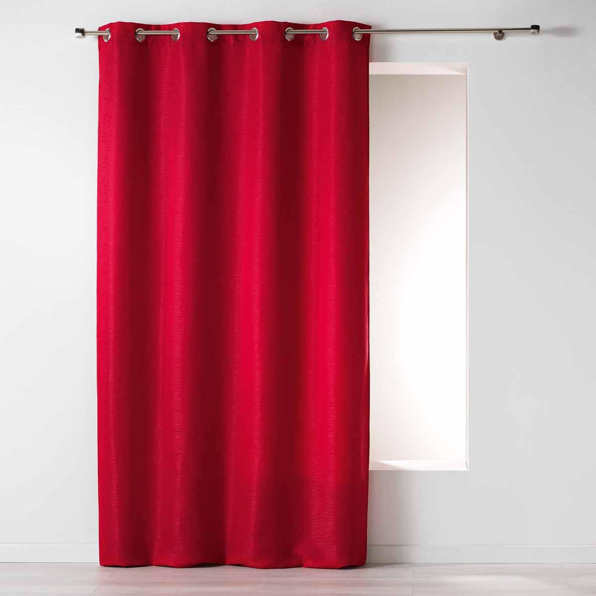 Κουρτίνα (140×260) Με Τρουκς L-C Riad Rouge 1607468