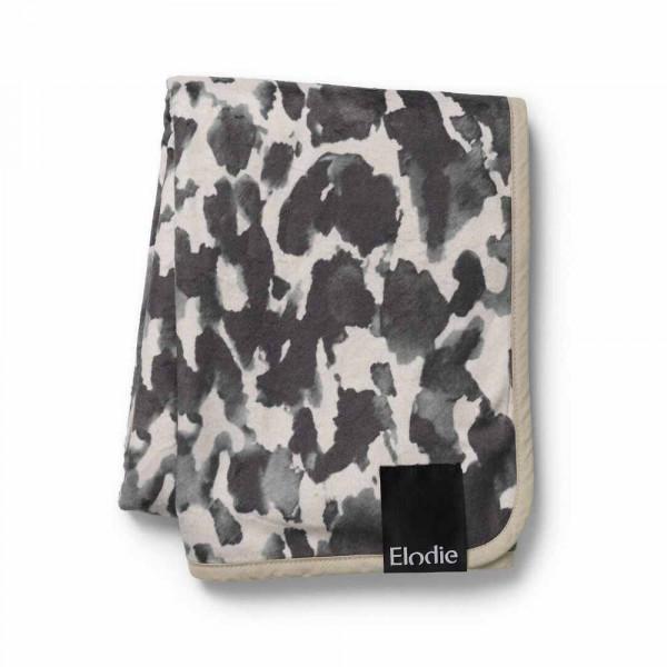 Κουβέρτα Fleece Αγκαλιάς Elodie Pearl Wild Paris BR74125