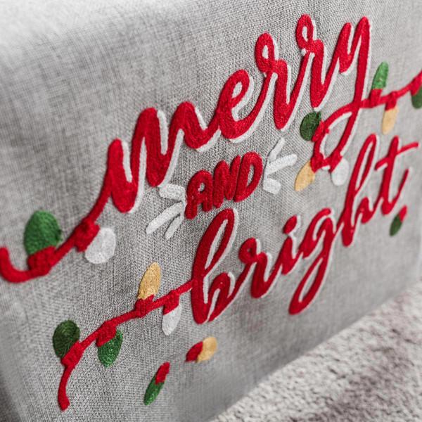 Χριστουγεννιάτικη Τραβέρσα (40x160) Gofis Home 743