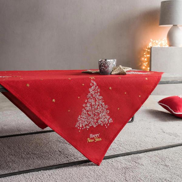 Χριστουγεννιάτικο Καρέ Gofis Home 977/02