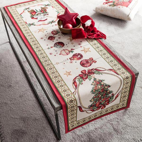Χριστουγεννιάτικη Τραβέρσα (45x140) Gofis Home 693
