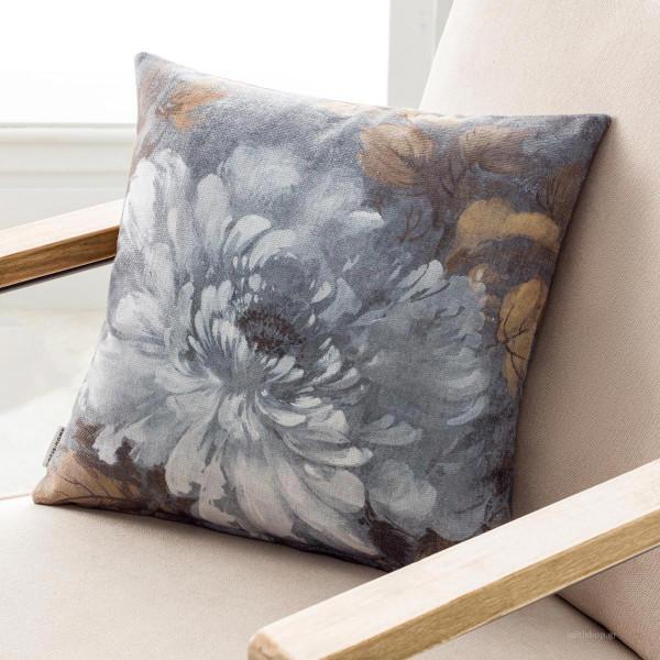 Διακοσμητική Μαξιλαροθήκη (43x43) Gofis Home Moon Flower 792