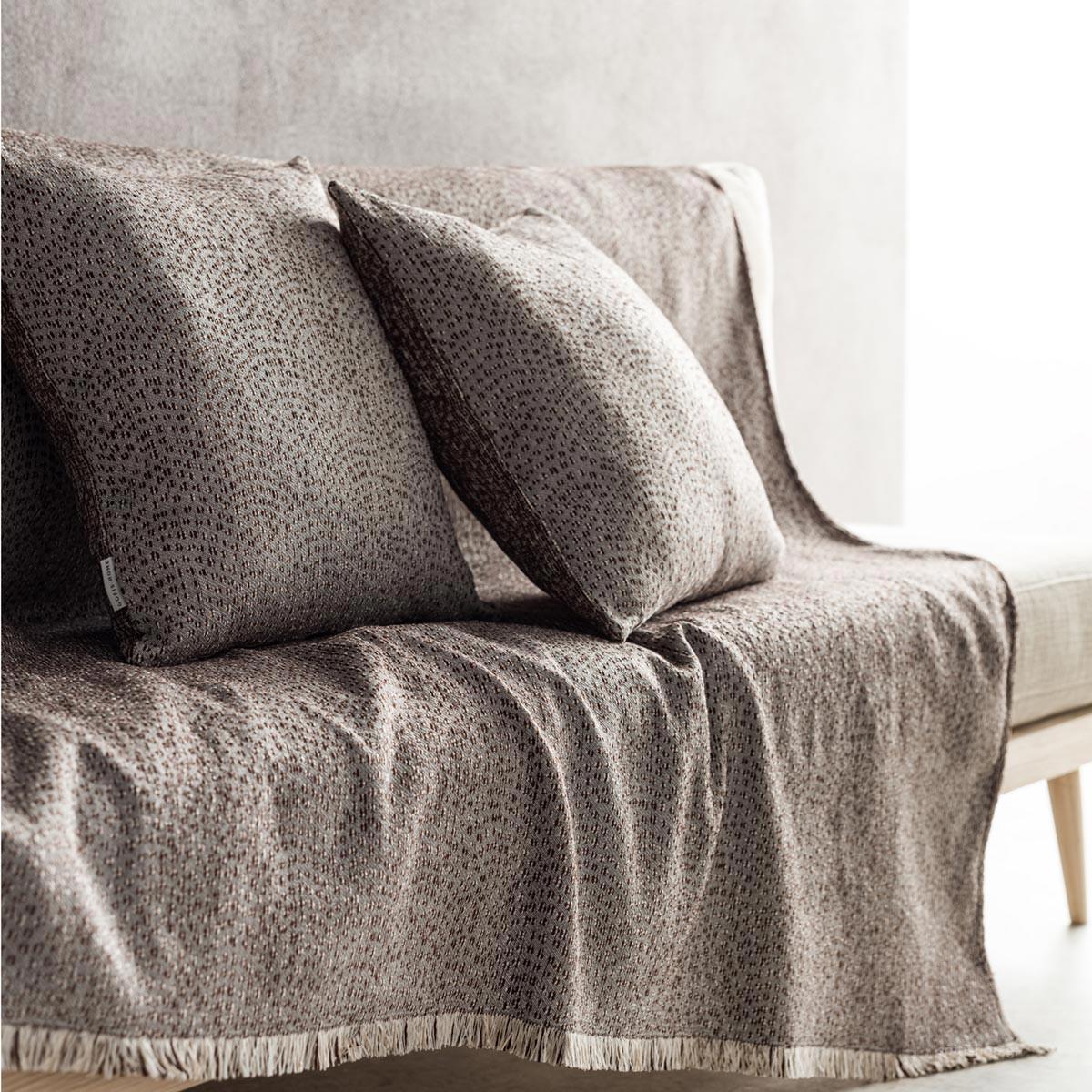 Ριχτάρι Τετραθέσιου (180×350) Gofis Home Que Brown 960/13
