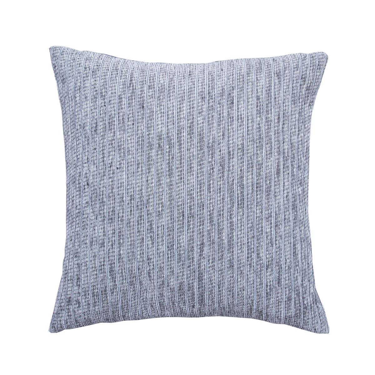 Διακοσμητική Μαξιλαροθήκη (40×40) Loom To Room Kottle Grey