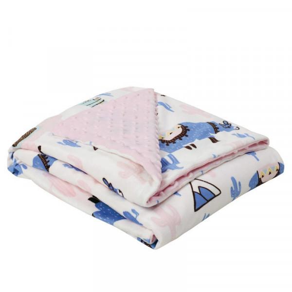 Κουβέρτα Fleece Αγκαλιάς Das Home Relax 6549