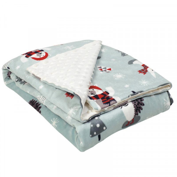 Κουβέρτα Fleece Αγκαλιάς Das Home Relax 6551