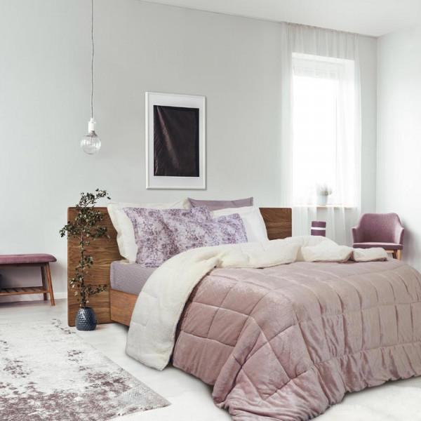 Κουβερτοπάπλωμα Υπέρδιπλο Das Home Blanket Line 1134