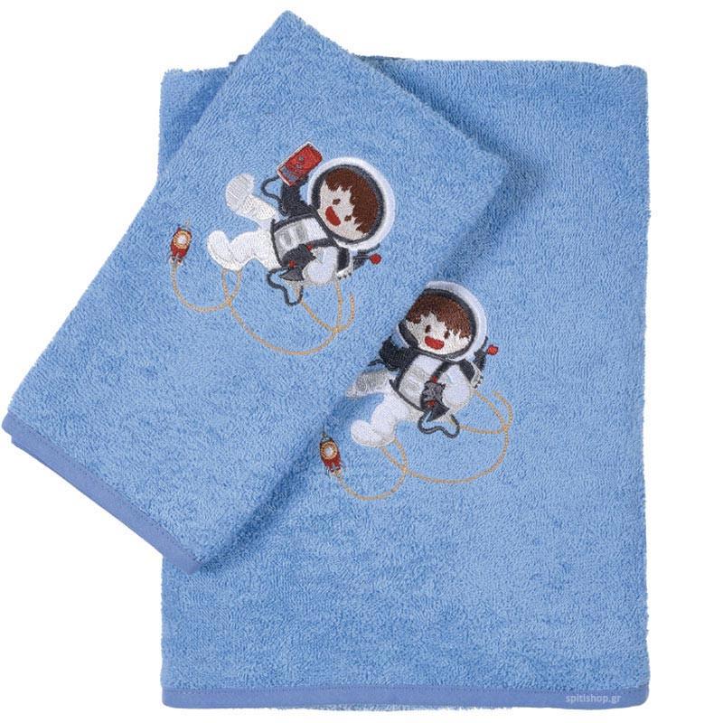 Βρεφικές Πετσέτες (Σετ 2τμχ) Das Home Smile 6560