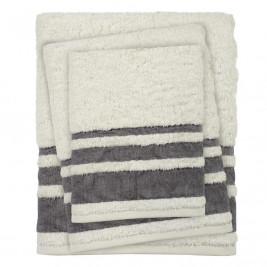 Πετσέτες Μπάνιου (Σετ 3τμχ) Das Home Simple 412