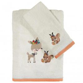 Βρεφικές Πετσέτες (Σετ 2τμχ) Das Home Kid Line 4702