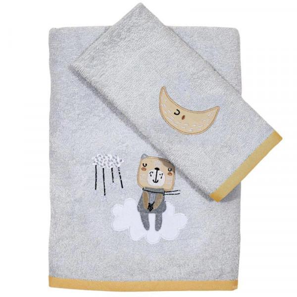 Βρεφικές Πετσέτες (Σετ 2τμχ) Das Home Kid Line 4703