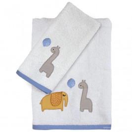 Βρεφικές Πετσέτες (Σετ 2τμχ) Das Home Kid Line 4704