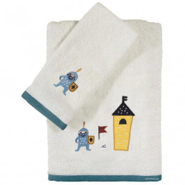 Παιδικές Πετσέτες (Σετ 2τμχ) Das Home Kid Line 4707
