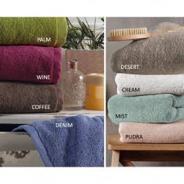Πετσέτα Προσώπου (50x100) Kentia Bath Luxury
