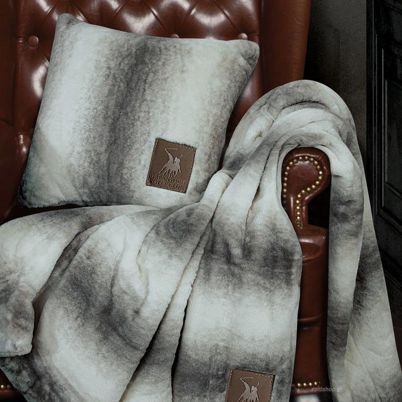 Κουβέρτα Καναπέ Polo Club Sofa 2445