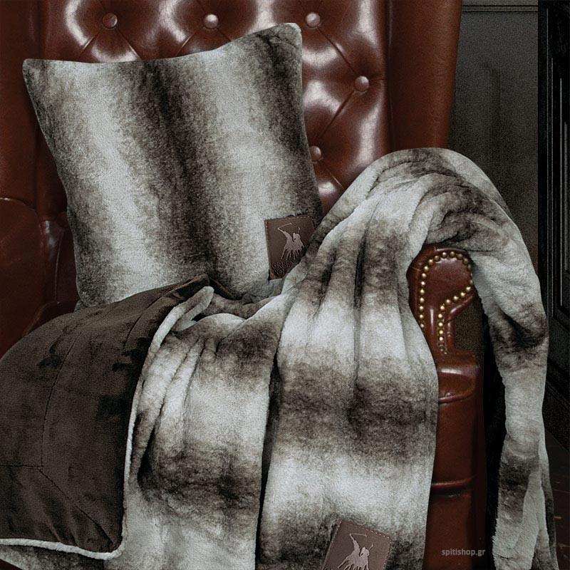 Κουβέρτα Καναπέ Polo Club Sofa 2446
