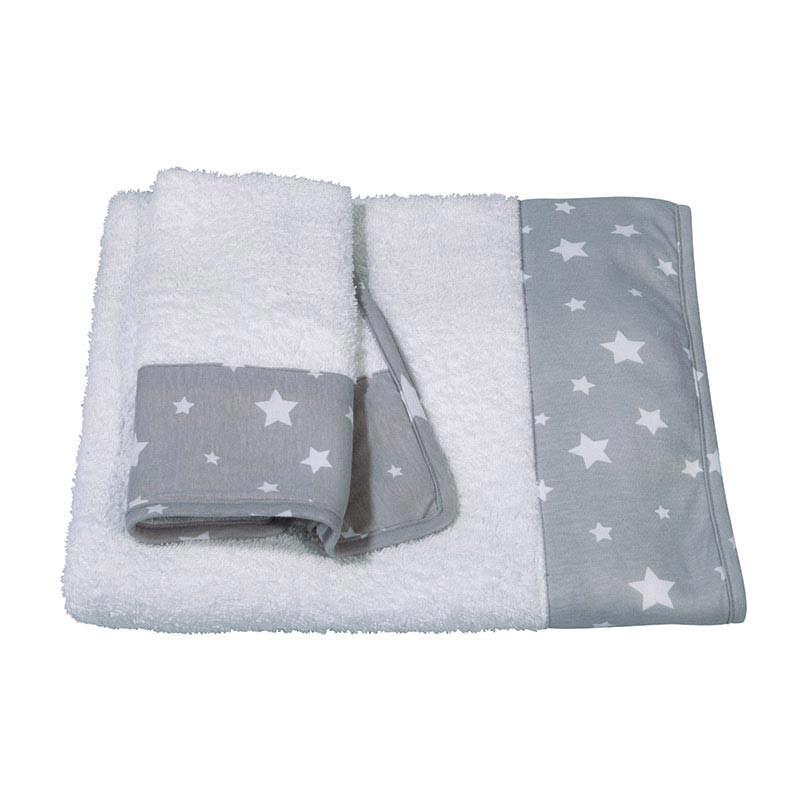 Βρεφικές Πετσέτες (Σετ 2 τμχ) Polo Club Baby 2922