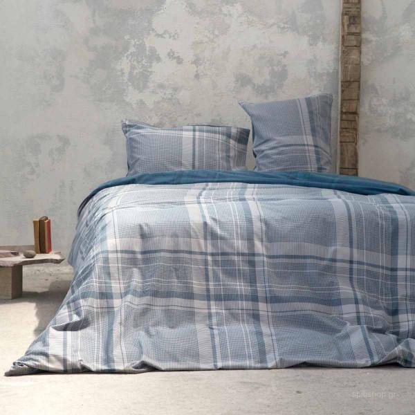 Φανελένια Σεντόνια Υπέρδιπλα (Σετ) Nima Bed Linen Battler