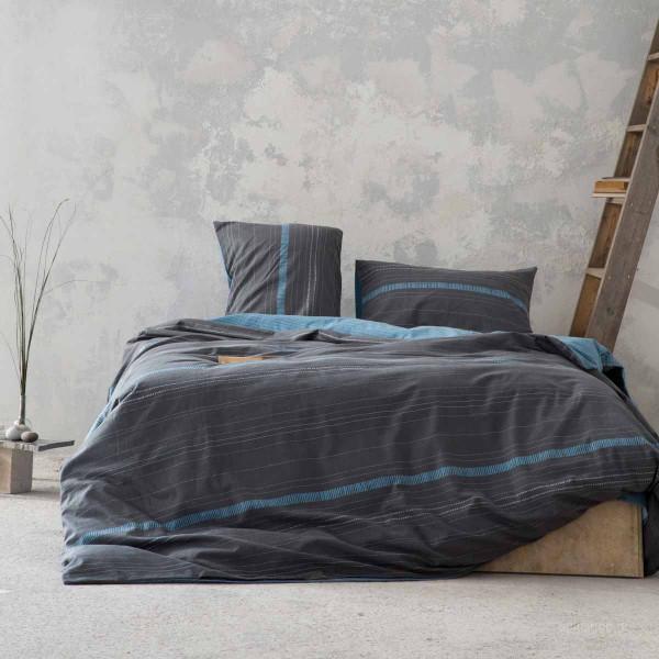 Φανελένια Σεντόνια Υπέρδιπλα (Σετ) Nima Bed Linen Limit