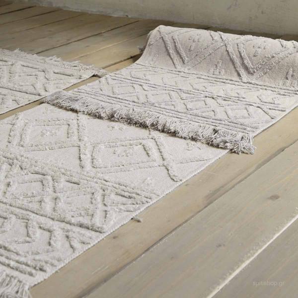 Χαλί Διαδρόμου (70x110) Nima Carpets Sharon Beige