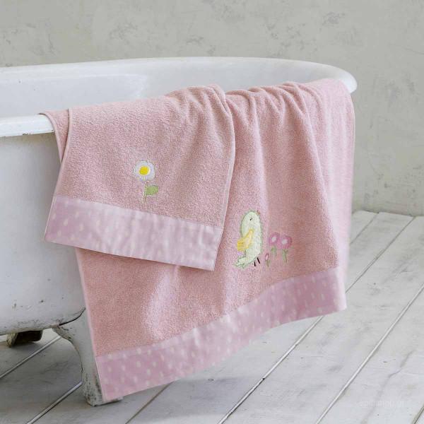 Βρεφικές Πετσέτες (Σετ 2τμχ) Nima Baby Cuckoo
