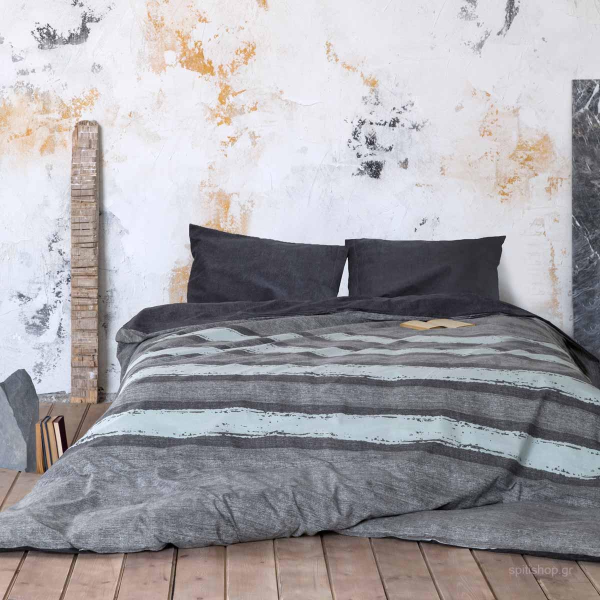 Σεντόνια Υπέρδιπλα (Σετ) Nima Bed Linen Unity ΧΩΡΙΣ ΛΑΣΤΙΧΟ 240×260 ΧΩΡΙΣ ΛΑΣΤΙΧΟ 240×260