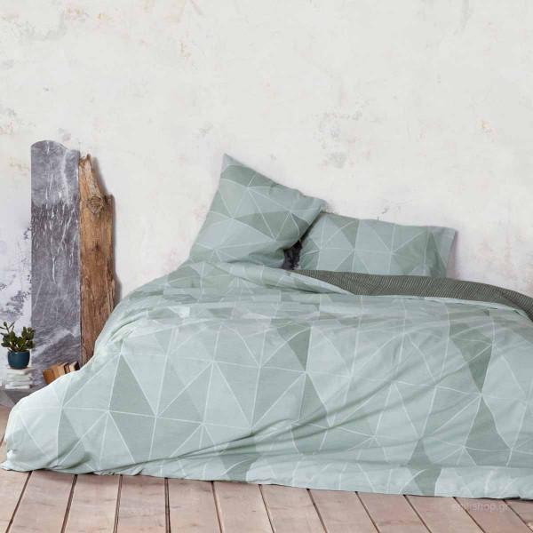 Σεντόνια King Size (Σετ) Nima Bed Linen Couette Mint