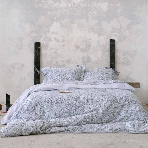 Σεντόνια Υπέρδιπλα (Σετ) Nima Bed Linen Giacomo Grey