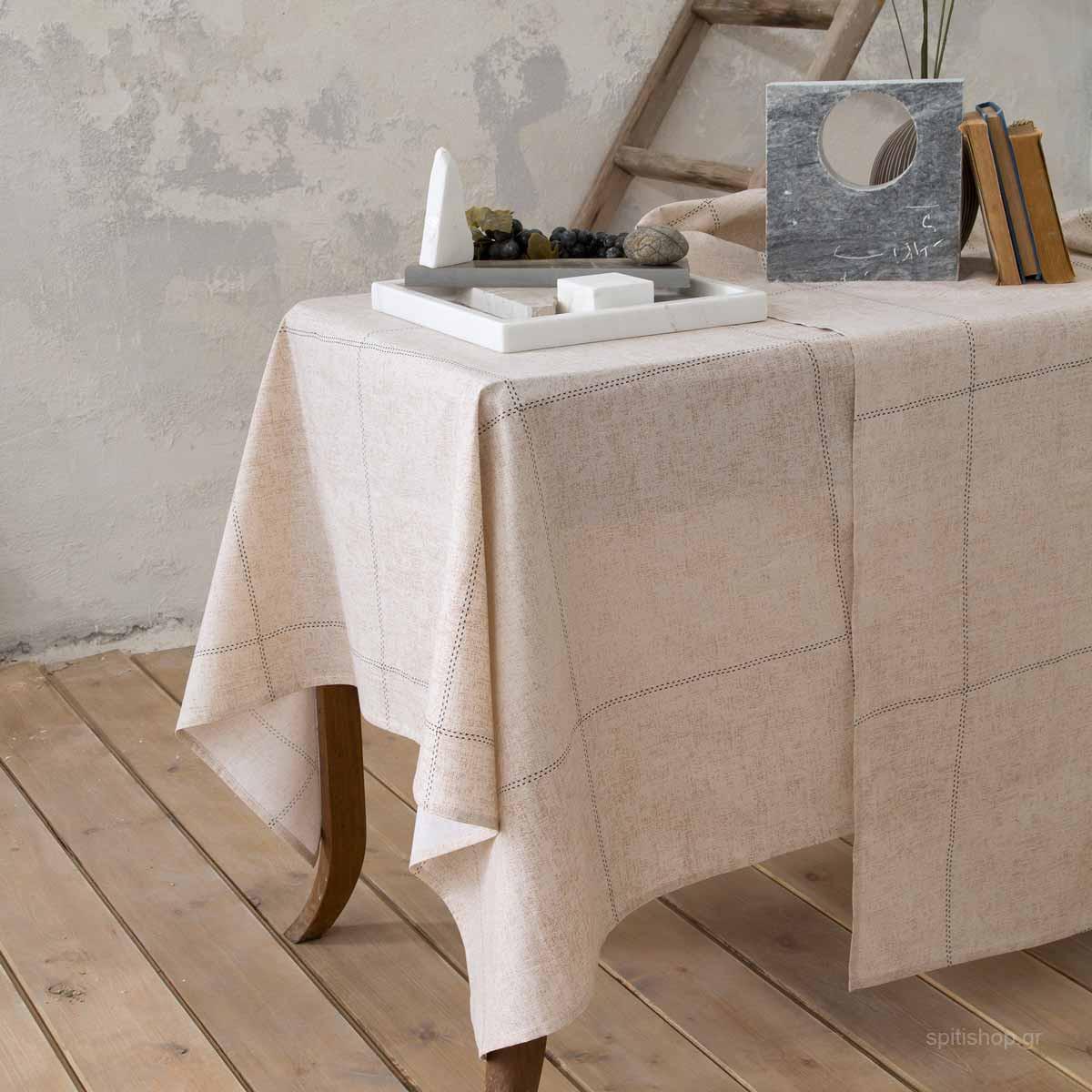 Τραπεζομάντηλο (150×150) Nima Kitchen Tailor