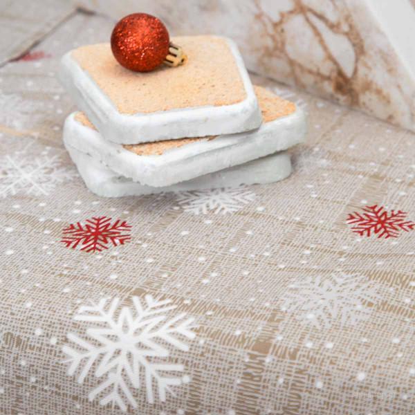 Χριστουγεννιάτικο Τραπεζομάντηλο (150x190) Nima New Years Day