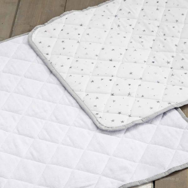 Στρωματάκι Αλλαξιέρας Nima Baby Snuggle Grey
