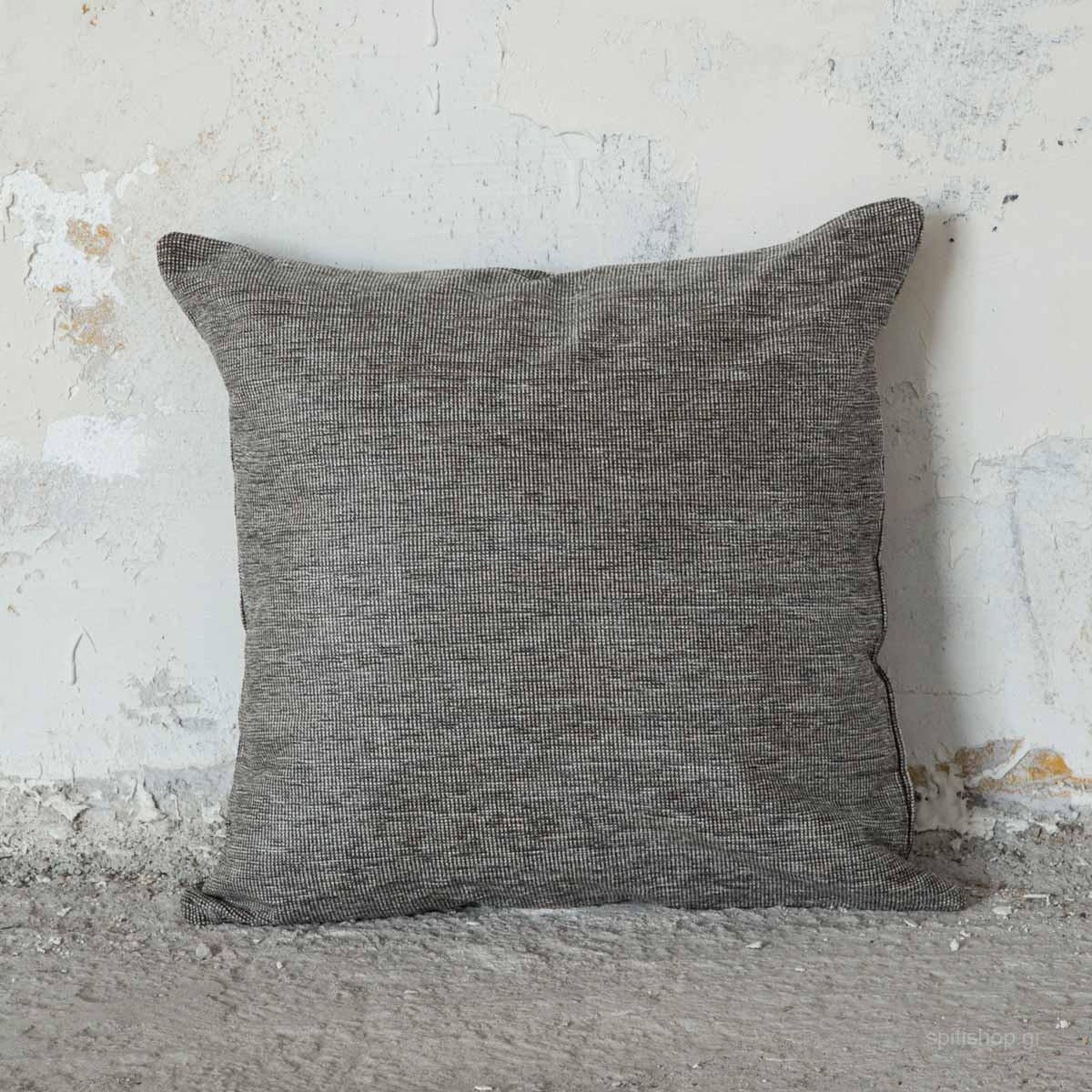 Διακοσμητικό Μαξιλάρι (45×45) Nima Living Comfrey Grey