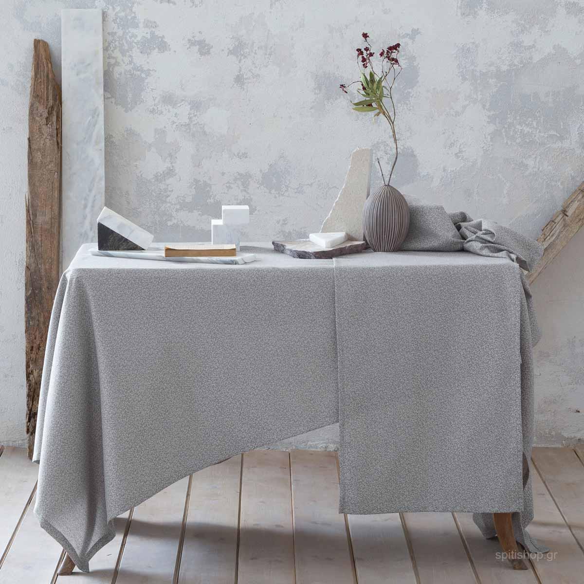 Τραπεζομάντηλο (165×220) Nima Dining Lobelia Grey