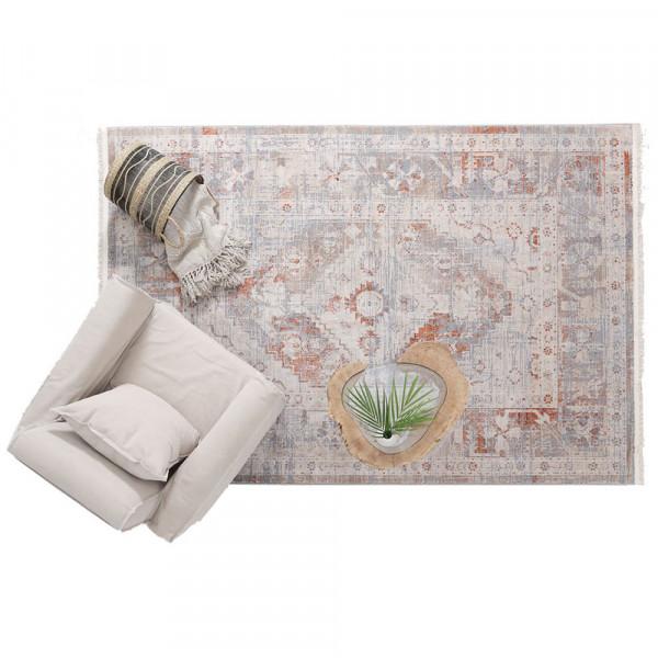 Χαλί (160x230) Royal Carpets Cruz 336A Terra