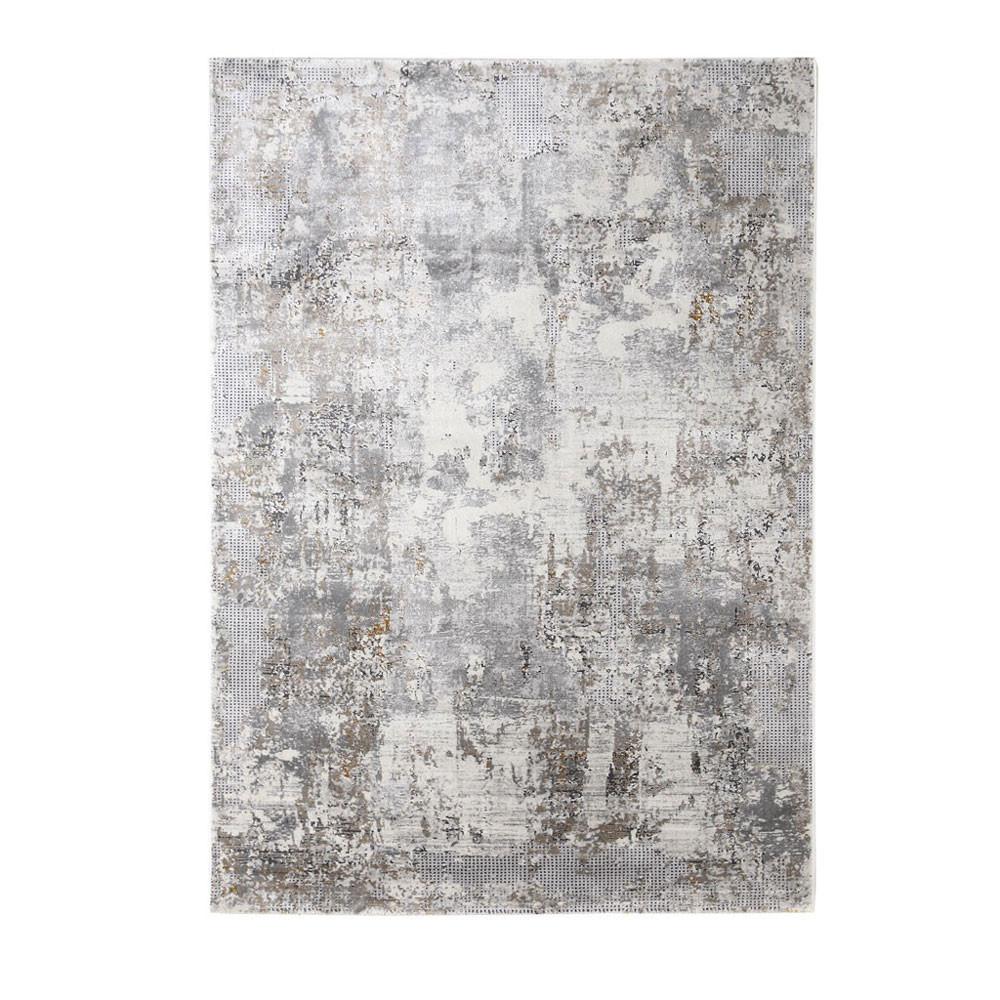 Χαλιά Κρεβατοκάμαρας (Σετ 3τμχ) Royal Carpets Feyruz 765A L.Grey