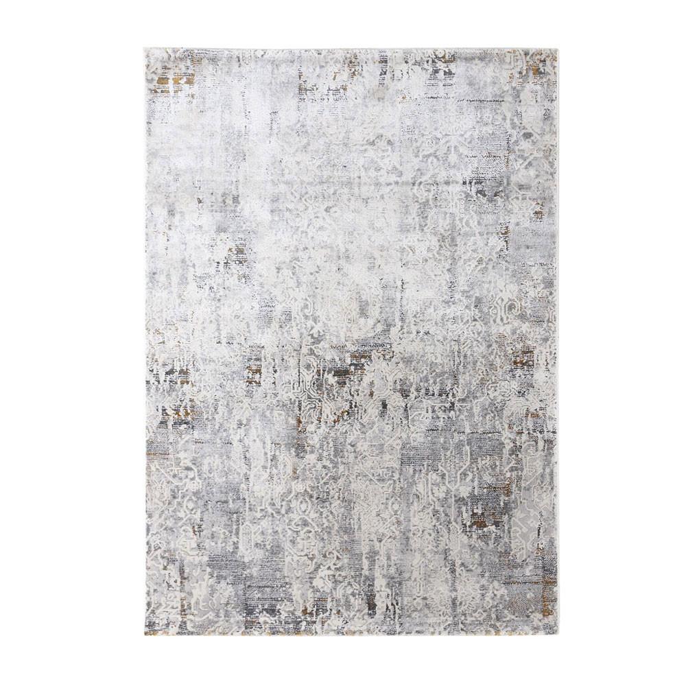 Χαλιά Κρεβατοκάμαρας (Σετ 3τμχ) Royal Carpets Feyruz 829A L.Grey