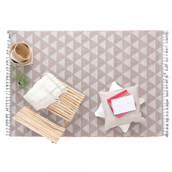 Χαλί Διαδρόμου (67x140) Royal Carpets Linq 7444A Ivory