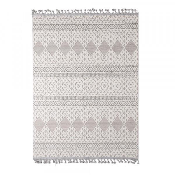Χαλί Διαδρόμου (67x140) Royal Carpets Linq 7556A Ivory