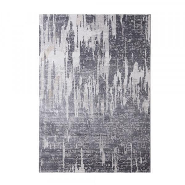 Χαλί Διαδρόμου (80x150) Royal Carpets Metropolitan 6469B L.Grey/D.Grey