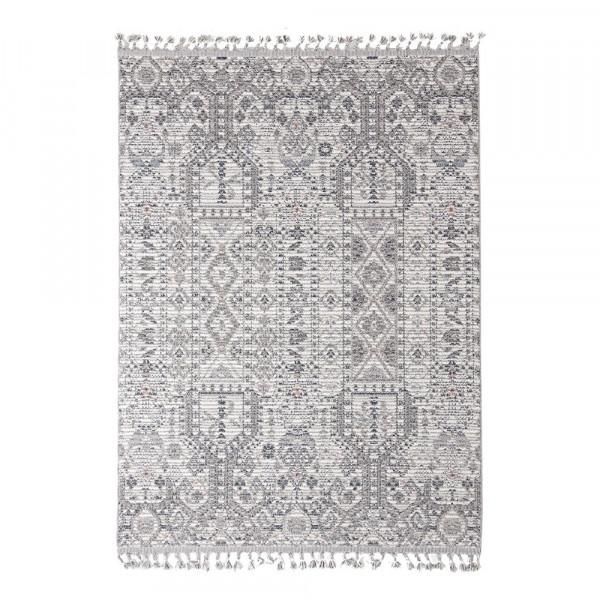 Χαλί Διαδρόμου (67x140) Royal Carpets Linq 7541A Ivory/D.Grey