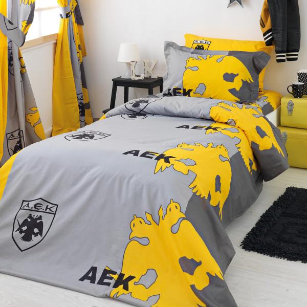 Ζεύγος Μαξιλαροθήκες Palamaiki AEK FC/2