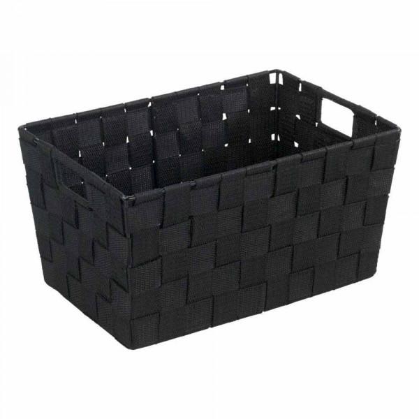 Καλάθι Αποθήκευσης (30x20x15) Wenko Adria Black 19878100