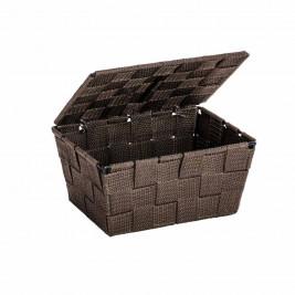 Κουτί Αποθήκευσης (19x14x10) Wenko Adria Brown 22199100