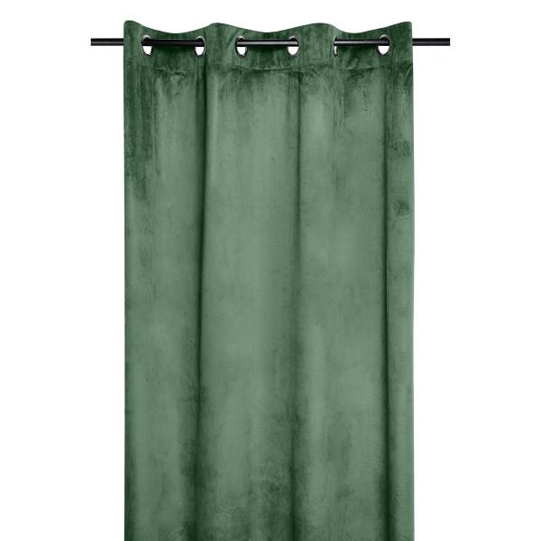 Κουρτίνα Βελουτέ (140x260) Με Τρουκς S-F Danae Vegetal R68630012