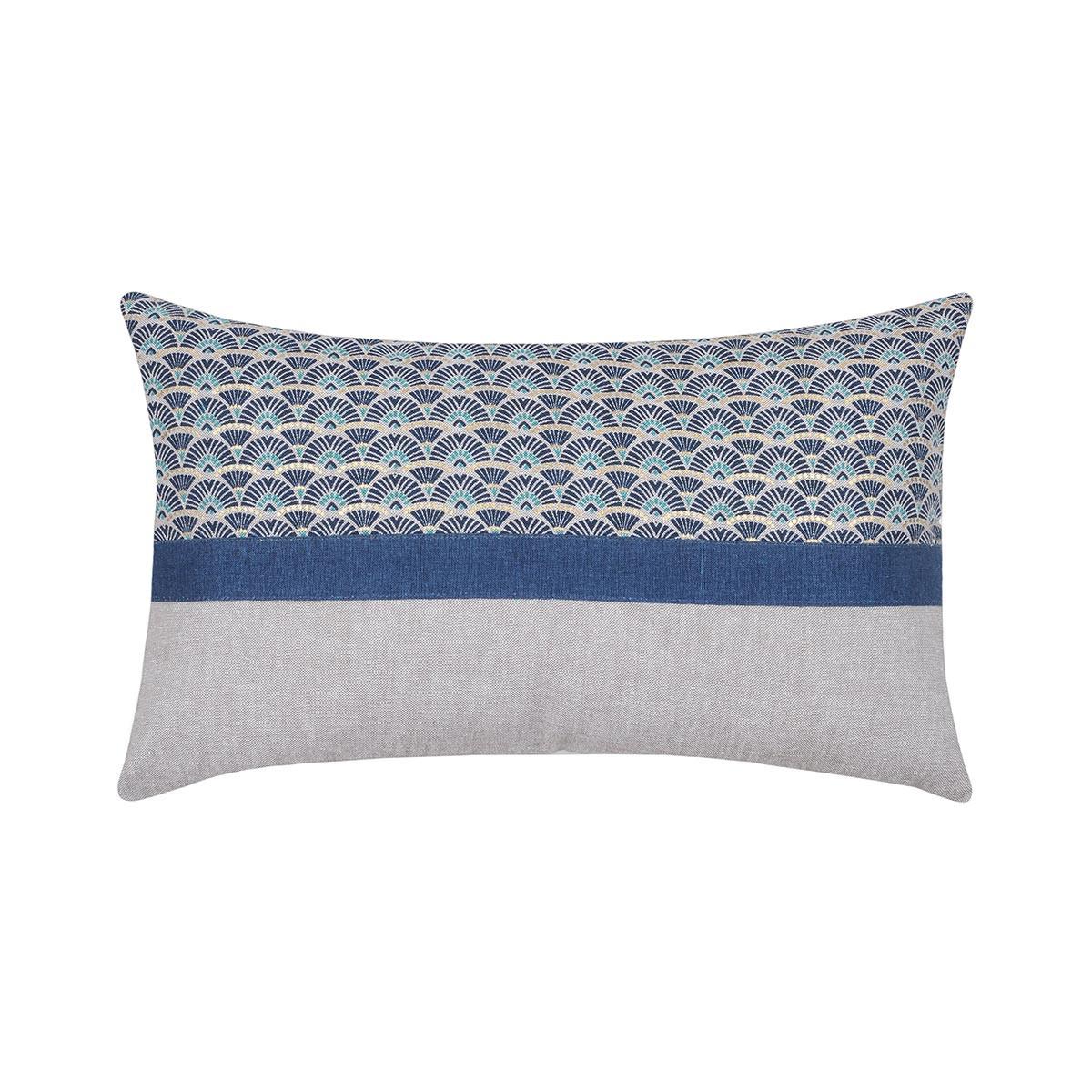 Διακοσμητικό Μαξιλάρι (30×50) Guimard Bleu C0A181004